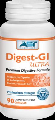 Digest-GI AST Enzymes bottle