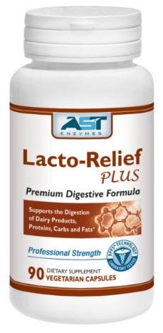 Lacto-Relief bottle
