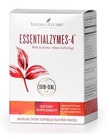 Essentialzyme-4 Young Living Box